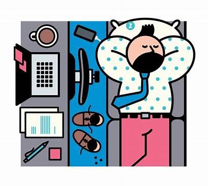 Productivity Smart Productive Things Company Sleep Habits