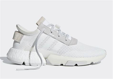 adidas pod  triple white  release info
