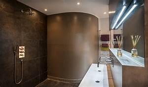 Salle De Bain Loft : appartement salle de bain loft domaine de biar chateau ~ Dailycaller-alerts.com Idées de Décoration