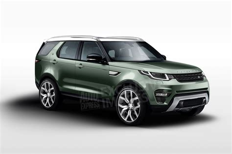 Land Rover Discovery Picture by Land Rover Discovery 2017 Pictures Auto Express