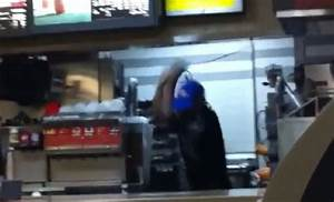 Should 'Self-Defense' Apply to McDonald's Cashier Who Beat ...