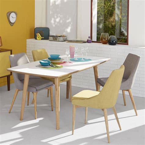 chaises alinéa table de cuisine pratique astuce rangement malin pour une