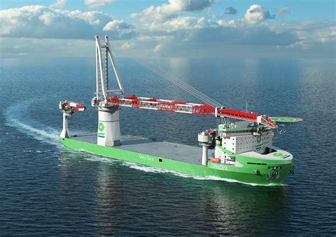 pioneering spirit lays line of the turkstream offshore green4sea