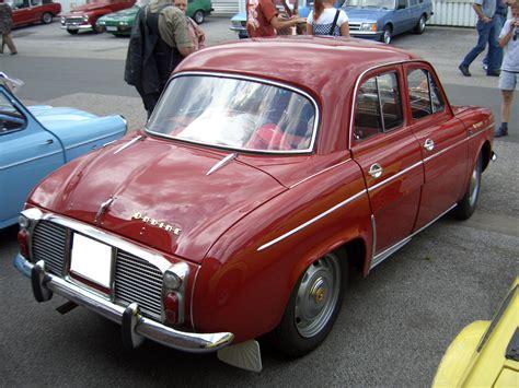 File:Renault Dauphine Ondine 1962 backright 2008-08-17 U ...