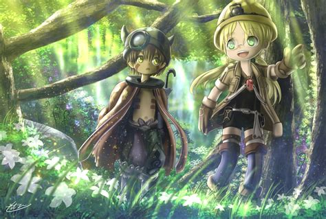 Wallpaper Abyss Anime - made in abyss hd wallpaper and background image
