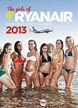 Girls of ryanair bikini calendar