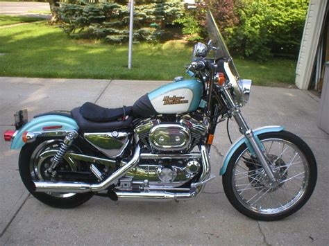 1999 Harley-davidson Sportster 1200 Custom