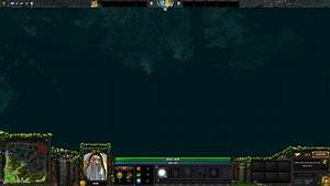I Have Updated The WC3 Night Elf HUD For DotA 2