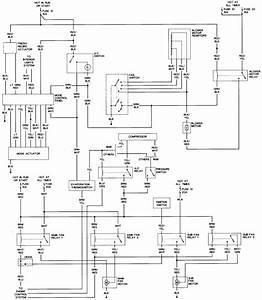 1992 Subaru Legacy Radio Wiring