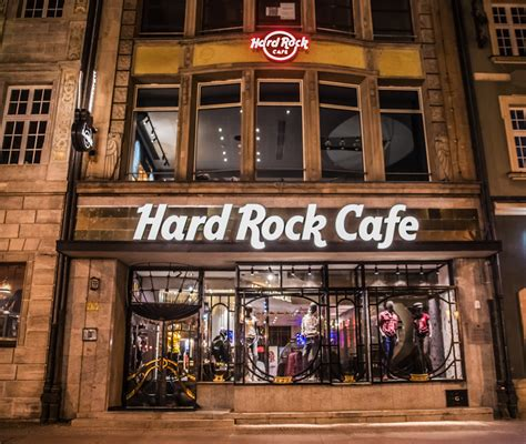 rock cafe rock cafe restaurants wroclaw