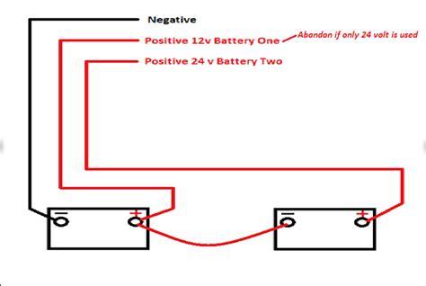24 Volt Wiring by 24 Volt Trolling Motor Wiring Diagram Impremedia Net