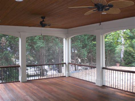 screened   porches traditional porch atlanta