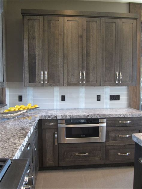 diy gray stained kitchen cabinets image result for grey stained oak cabinets kitchen