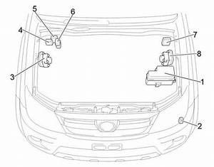 Toyota Fourtuner  2004 - 2015  - Fuse Box Diagram
