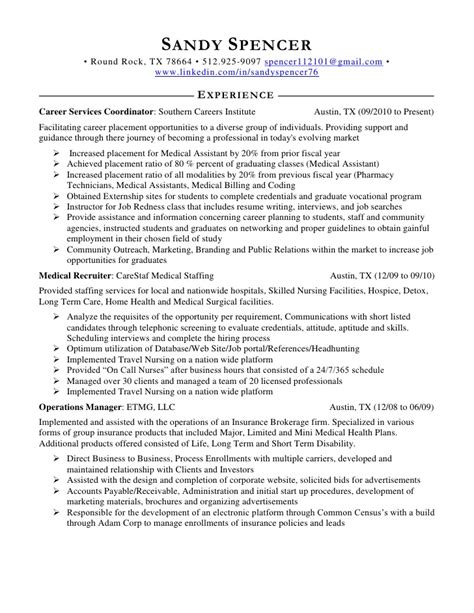 Complete Resume by Spencer Complete Resume