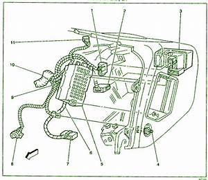 2008 Daewoo Lanos Engine Fuse Box Diagram  U2013 Auto Fuse Box