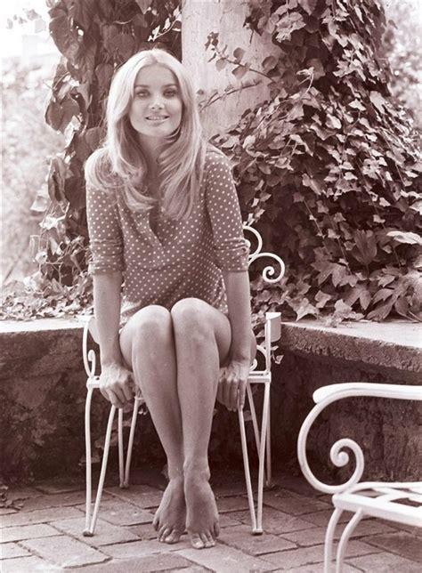 Barbara Bouchet's Feet
