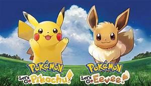 Review De Pokmon Let39s Go Pikachu Y Eevee Para