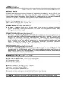 Pacu Charge Resume by Pacu Rn Resume Objective Nursing Resume Exles