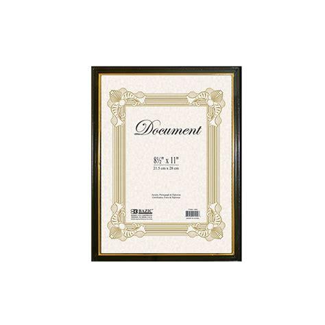 units     document frame  gold border