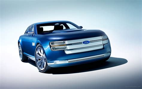 Ford Interceptor Concept Wallpaper
