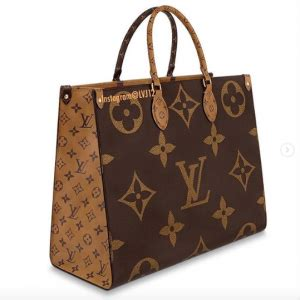 louis vuitton monogram giant onthego tote bag reference guide spotted fashion