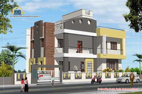 3 story building 3 story house plan and elevation 3521 sq ft home appliance