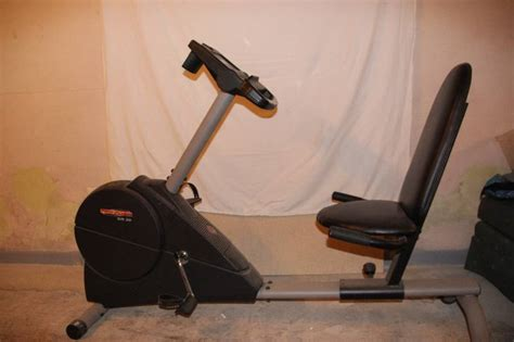 pro form sr 30 recumbent exercise bike sears pro form sr 30 programmable exercise cycle estate