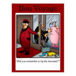 funny bon voyage cards photo card templates invitations more