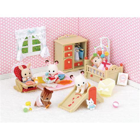 chambre bebe toysrus sylvanian families baby room set toys quot r quot us babies quot r quot us