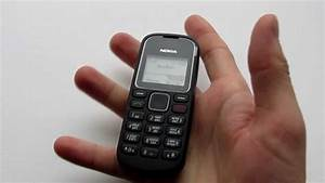 Nokia 1280  U043e U0431 U0437 U043e U0440