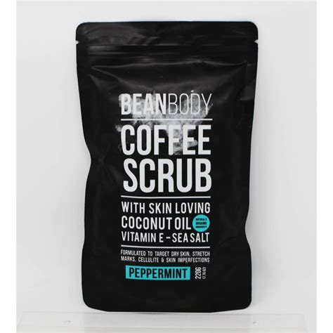Get glowing and invigorate your senses. Bean Body Coffee Scrub Peppermint 7.76 Ounce - Walmart.com ...