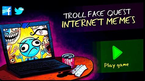 Trollface Quest Internet Memes - troll face quest internet memes all secrets levels ios android gameplay walkthrough