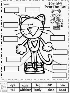 Free Pete The Cat  By James Dean And Eric Litwin  Labeling