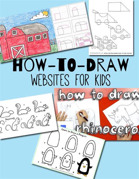 draw websites  kids   takes