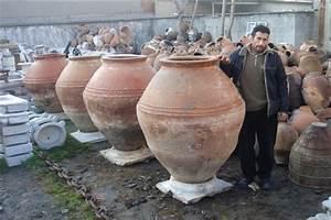 Pot En Terre Cuite émaillée : vieux pot en terre cuite pots fleurs jardini res id de ~ Dailycaller-alerts.com Idées de Décoration
