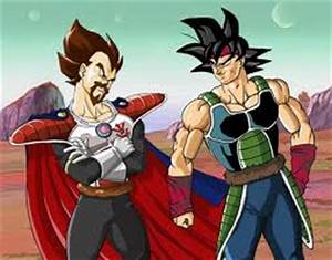 bardock and king vegeta images bardock and king vegeta ...