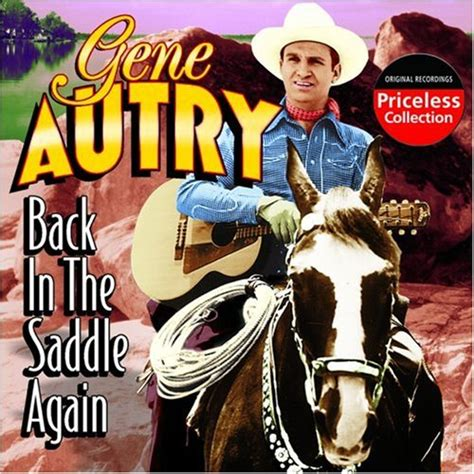 autry gene saddle again cowboy movies candy song cd oldies jalapenos candied horse champion bear recipe records