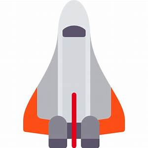 Space shuttle - Free transport icons