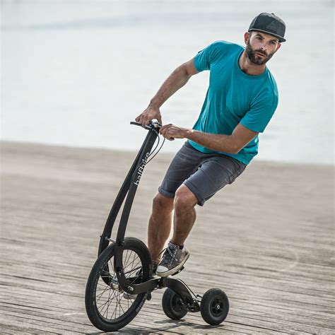 halfbike  reimagining   year  transportation