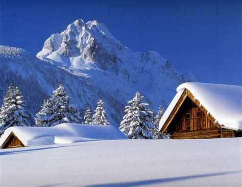 Free Wallpapers Highest Mountains And White Peaks