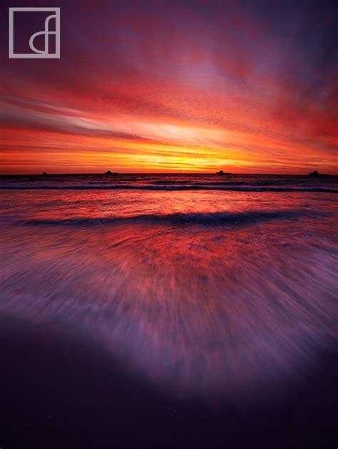 Sunset Australia Landscape