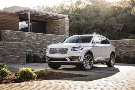 Lincoln 2019 : 2019 Lincoln Nautilus Review, Ratings, Specs, Prices, And