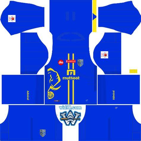 kerala blasters fc  fantasy dream league soccer fts kits logo url dls fts dream