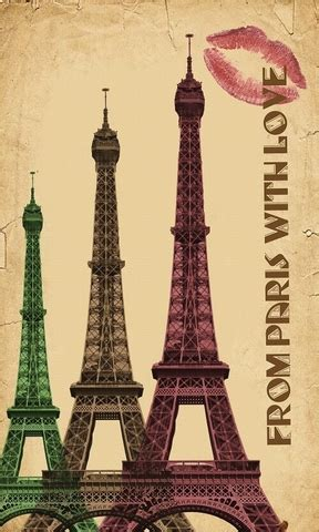 printable poster  eiffel tower template