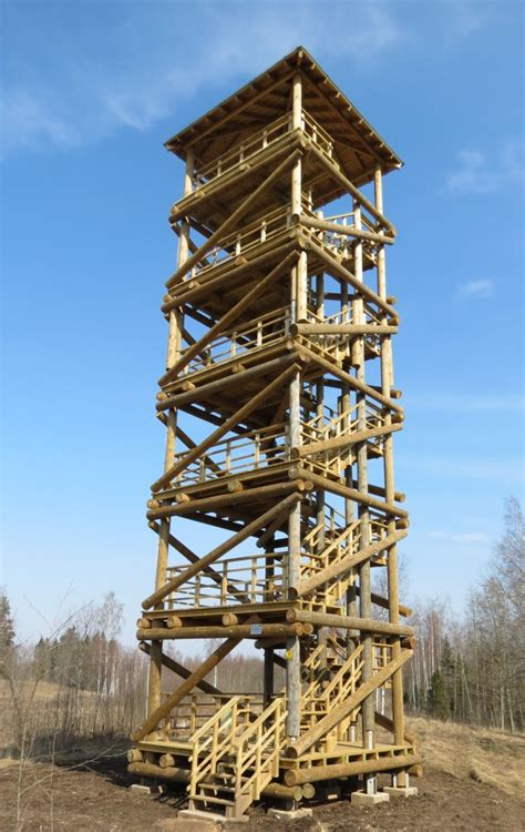 Ormaņkalna skatu tornis - Skolēnu ekskursijas
