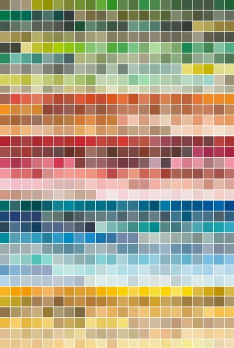 paint color coordination chart a color specialist in coordinating color with