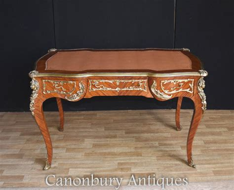 bureau writing desk empire bureau plat desk writing table 1900