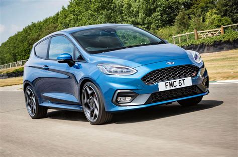ford fiesta st  uk review
