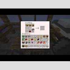 Minecraft Wie Macht Man Pistons Youtube